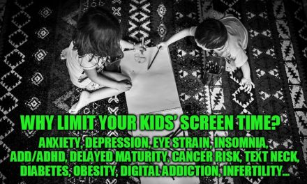 New Study / Same Results: Screen Time for Babies Linked to Autism Symptoms Later