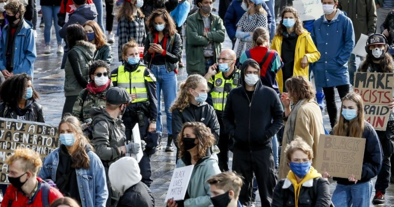 """1200 Public Health Experts Sign Letter Advocating Mass Gatherings Because """"White Supremacy"""" is a Bigger Threat Than COVID-19"""