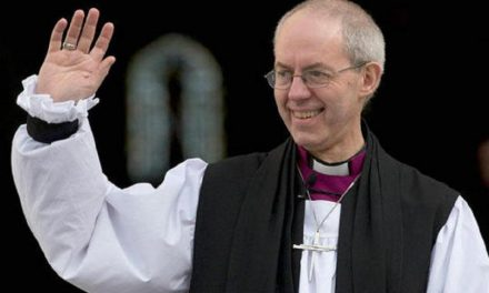 Anglican archbishop of Canterbury: Statues 'will have to come down…names will have to change'