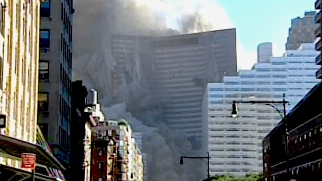 VIDEO: 9/11 DOCUMENTARY ON WTC BUILDINGS: SPOTLIGHT ON: SEVEN