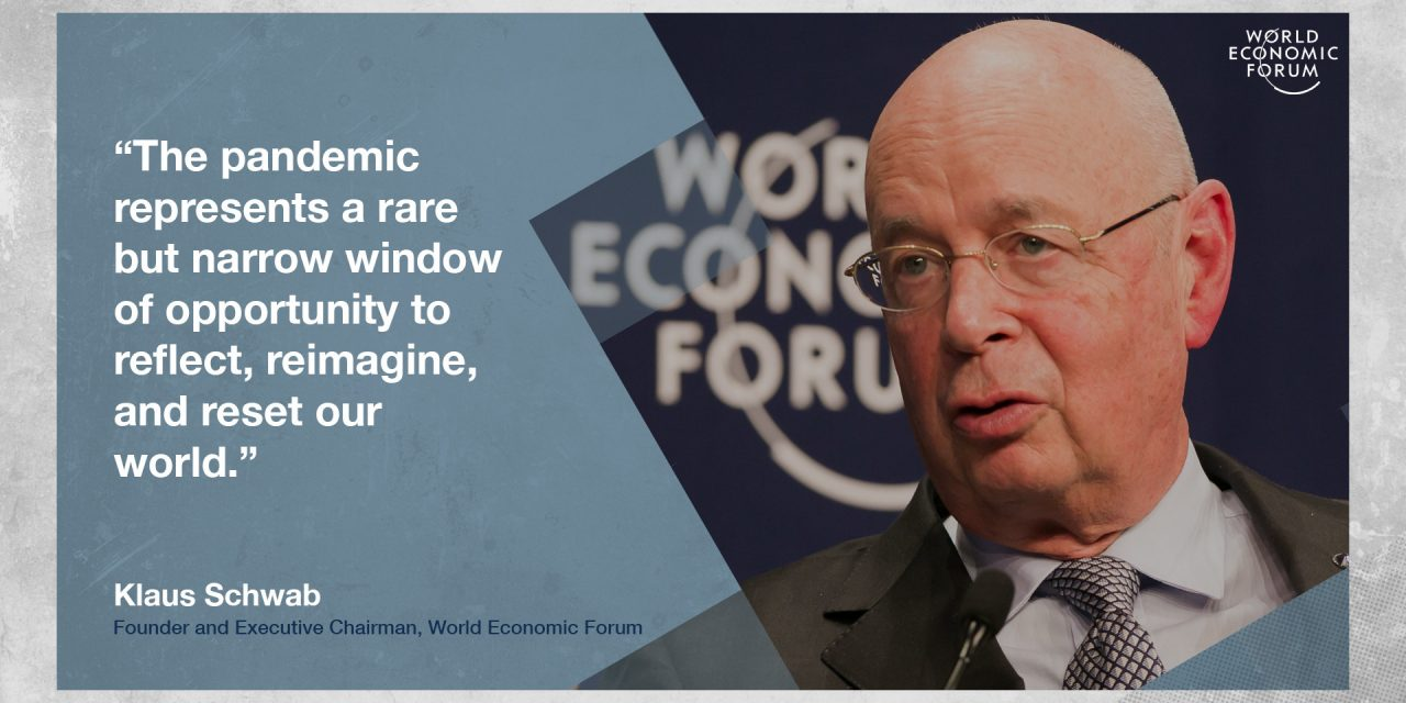 "Now Comes the Davos Global Economy ""Great Reset"". What Happens After the Covid-19 Pandemic?"