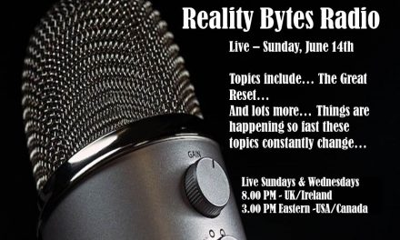 Reality Bytes Radio Live – June 14th