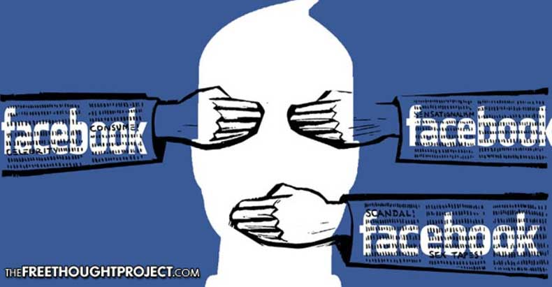 "Facebook using ""fact-checkers"" to censor dissent on Covid19"