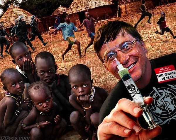Bill Gates and the Depopulation Agenda. Robert F. Kennedy Junior Calls for an Investigation