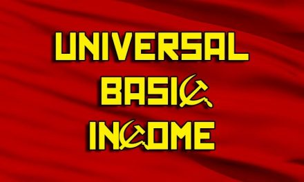 We may be on the cusp of universal basic income – but it won't solve taxing issues