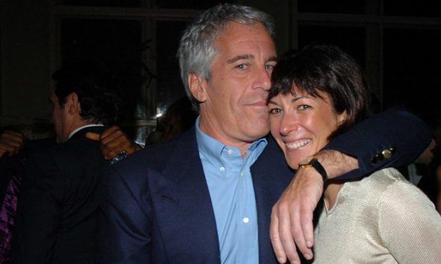 FBI ARRESTS GHISLAINE MAXWELL