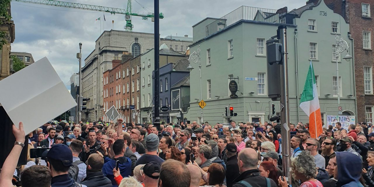 Damage Control: Gombeen Media vs Ireland's Surging Populism