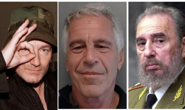 Epstein, Fidel Castro, and the Lolita Express that flew to Cuba