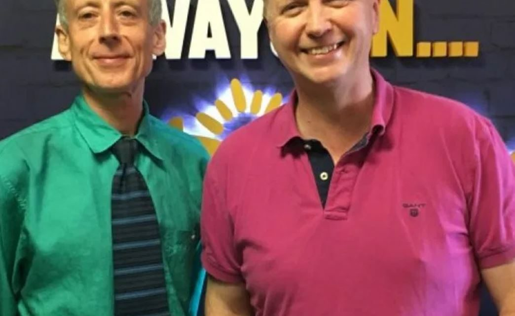 Matt Cooper under fire for 'PR job' with Peter Tatchell