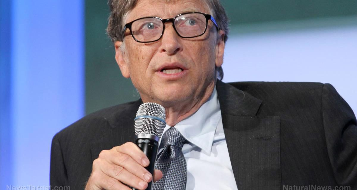 Bill Gates hems and haws about coronavirus vaccines causing universal side effects in test patients