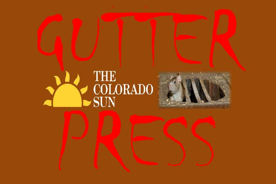 The Colorado Sun – I Protest! Blatant Lies Matter