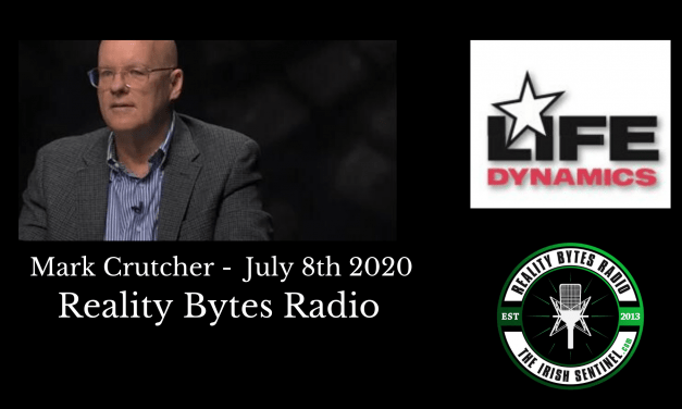 REALITY BYTES INTERVIEWS MARK CRUTCHER FROM LIFE DYNAMICS, PRODUCER OF MAAFA21