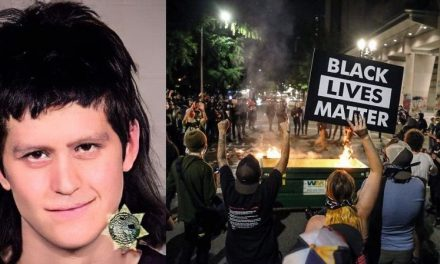 Trans woman who boasts of having 'female penis' arrested at Portland Antifa riot