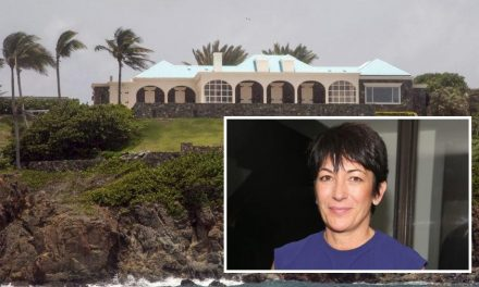 Bail Denied For Ghislaine Maxwell