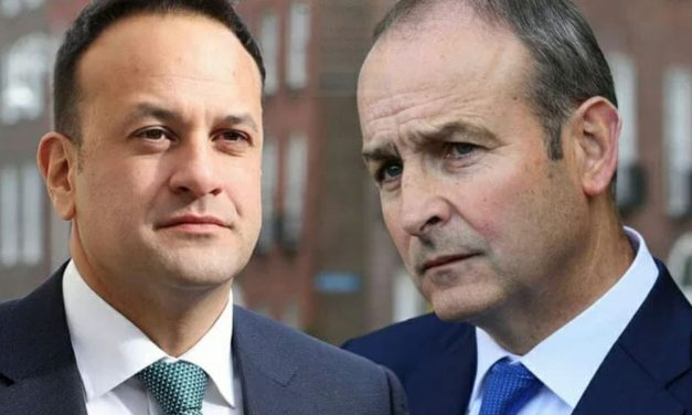 A Tale of Two Taoisigh