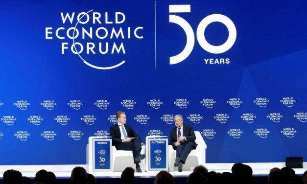"""World Economic Forum: The Institution Behind """"The Great Reset"""""""