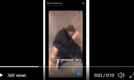 Disturbing footage on social media of homeless Irishman being terrorised by youth