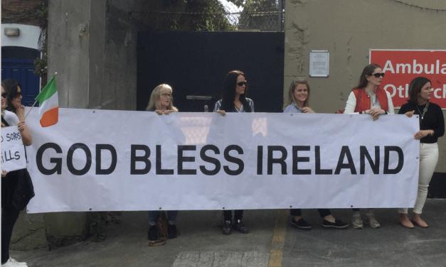 IRISH PETITION TO EXCOMMUNICATE TOP PRELATE