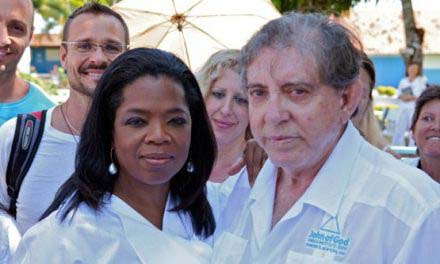Oprah Winfrey Helped Promote A Mass Rapist Who Ran A Child Slave Farm