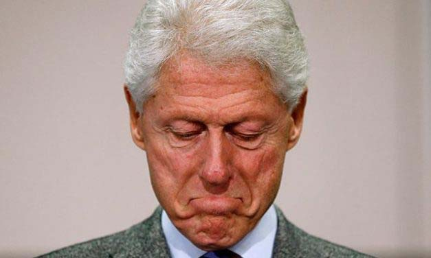 Bill Clinton on Jeffrey Epstein Island, Victim Claims