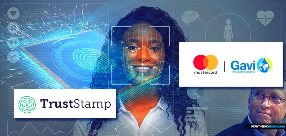 Two years ago, Mastercard partnered with GAVI to create the Mark of the Beast global vaccine compliance system… now it's here