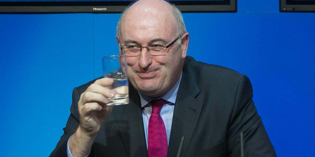 BREAKING: Phil Hogan to resign from his role as EU Commissioner
