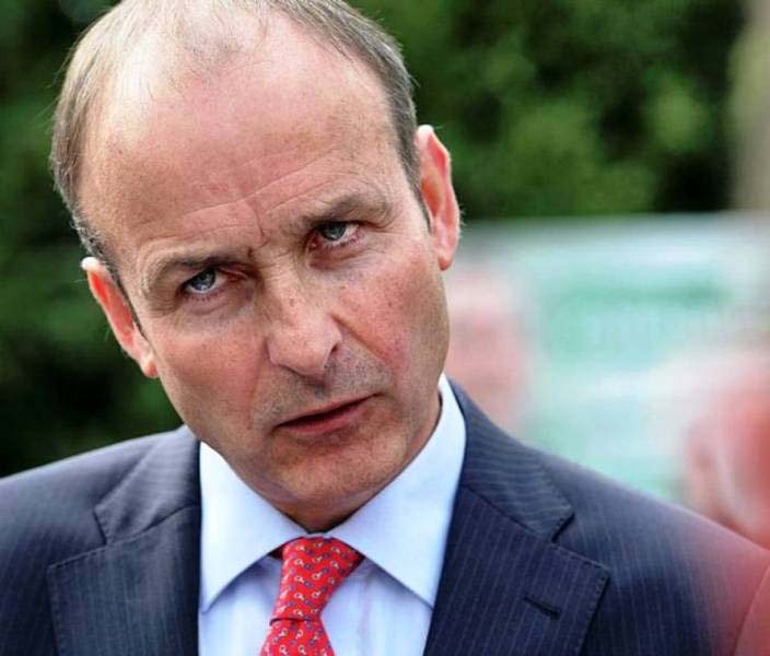 Bad news for Martin as Fianna Fail registers lowest ever ranking in latest opinion poll