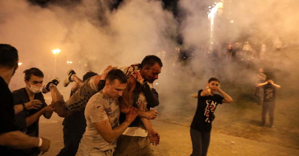 """Is a """"Color Revolution"""" Possible in Belarus?"""