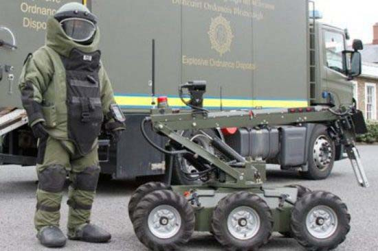 Breaking: Man in custody in Kilkenny following discovery of suspected explosive material