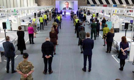 Crossing The Rubicon: The UK Slips Into A Repressive State