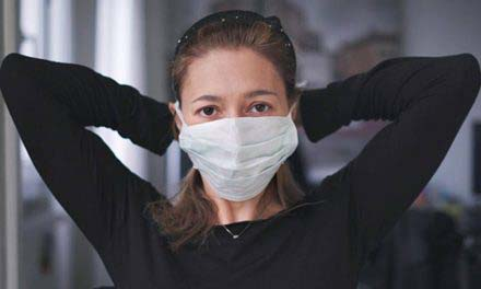 CDC guidelines say wearing a mask during prolonged exposure to coronavirus won't prevent possible infection