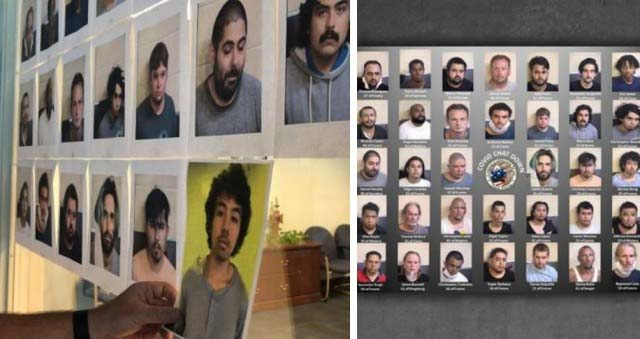 ICE Homeland Security Investigations Fresno catches 34 online predators in Operation Covid Chatdown