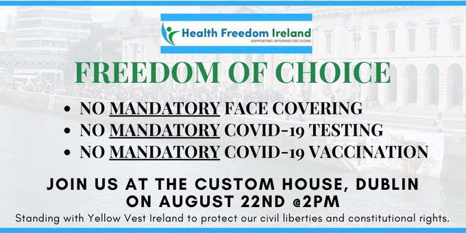 'FREEDOM OF CHOICE'