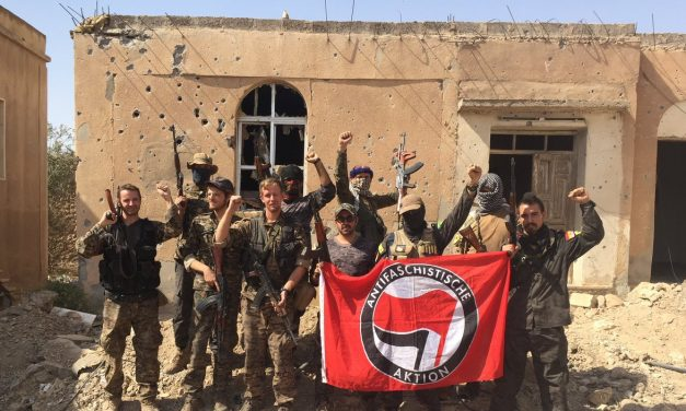 DHS INVESTIGATES ALLEGED ANTIFA PROTESTERS AS TERRORISTS TRAINED IN SYRIA