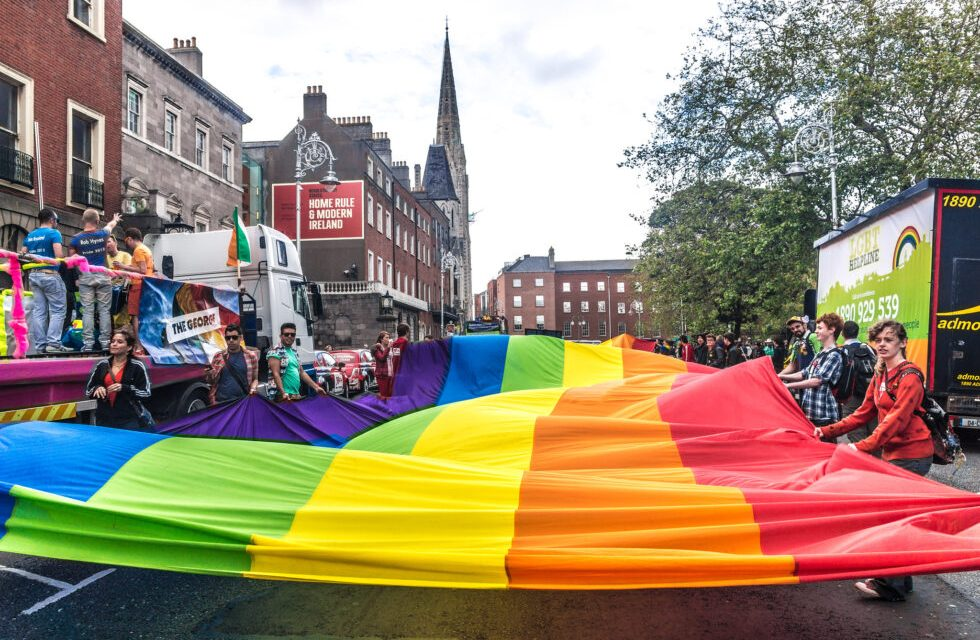 "Ireland is a ""Catholic wilderness with rampant LGBT ideology"" and Poland could follow, warns Kaczyński"