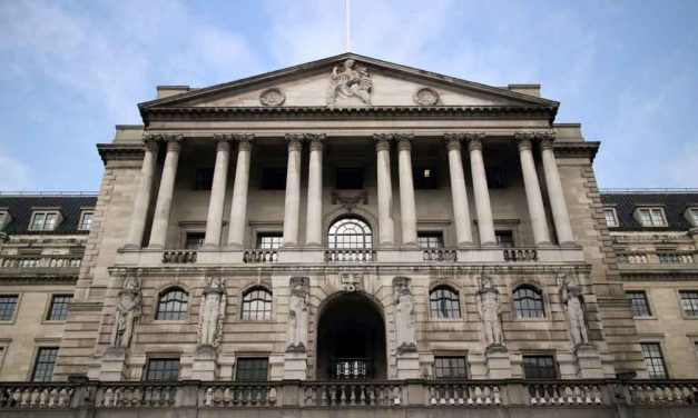The Bank of England Strongly Hints it Will Soon Set Negative Interest Rates.