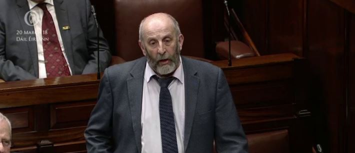 Danny Healy Rae claims Ireland is becoming a 'dictatorship