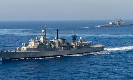 Greece goes on military spending spree as tensions with Turkey rise in the Mediterranean