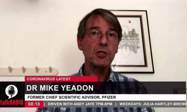 """Chief Science Officer for Pfizer Says """"Second Wave"""" Faked on False-Positive COVID Tests, """"Pandemic is Over"""""""