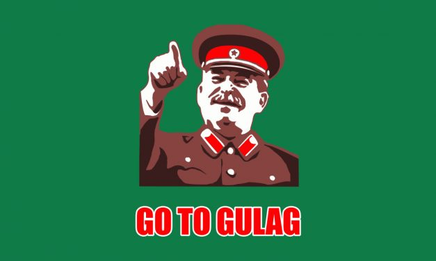 Question 'The Science'? Go To Gulag!