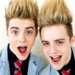 Jedward says the latest JK Rowling novel is perfect to burn in a fire over its alleged transphobia