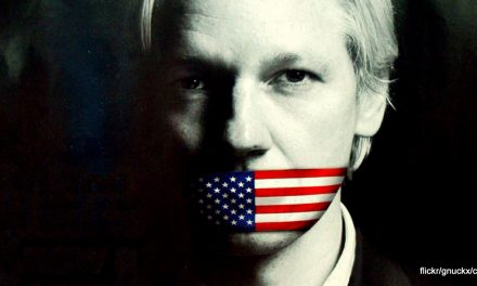 John Pilger: The Stalinist Trial of Julian Assange