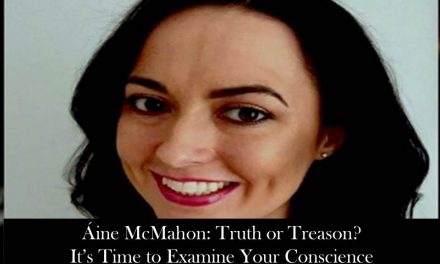 Áine McMahon:- It's in Times like these when you need your head Examined