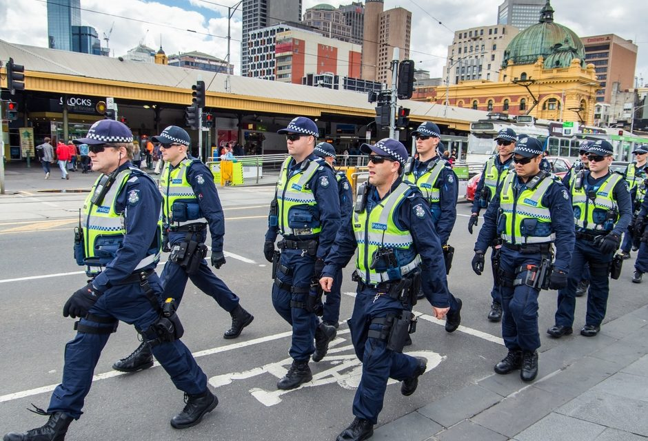 AUSTRALIA IS A FULL SCALE PILOT TEST FOR THE NEW WORLD ORDER