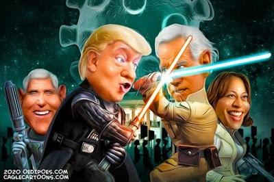 Livestream Presidential Debate 2020 – Trump Versus Biden With Trump Derangement Syndrome (TDS) Infected Chris Wallace As Moderator – All Day OPEN THREAD