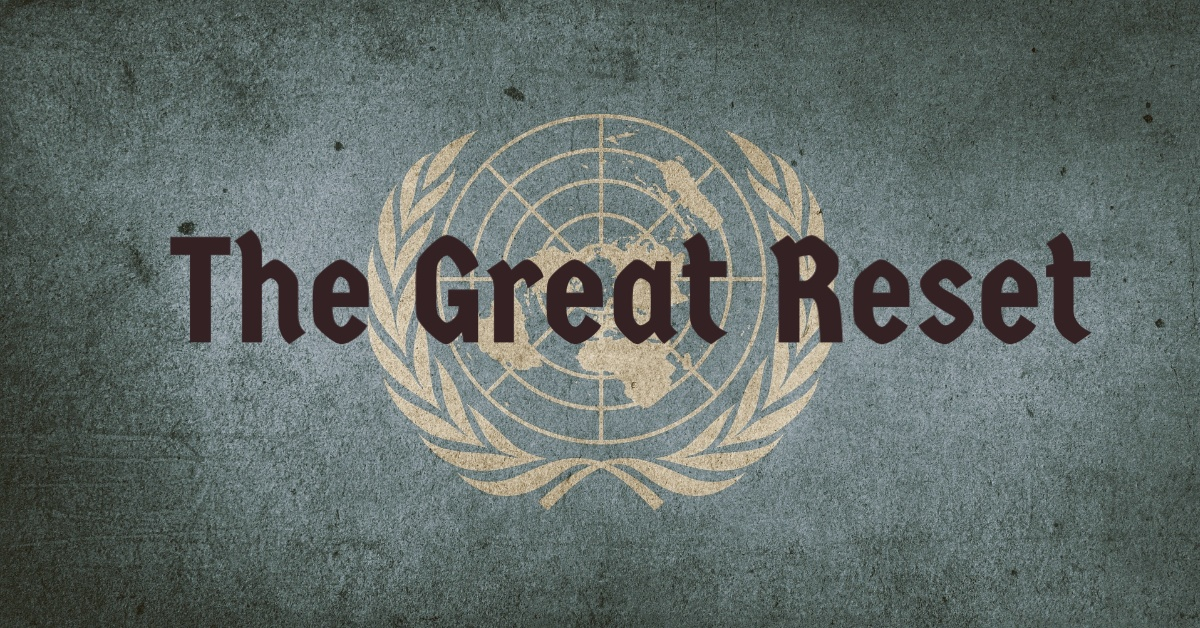 Rationalizing 'The Great Reset'