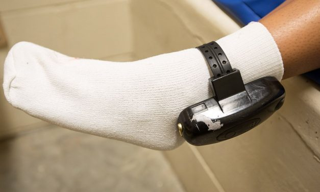 Australia Goes Full Fascist: State Issues First Ankle Tracker for Quarantine Violator