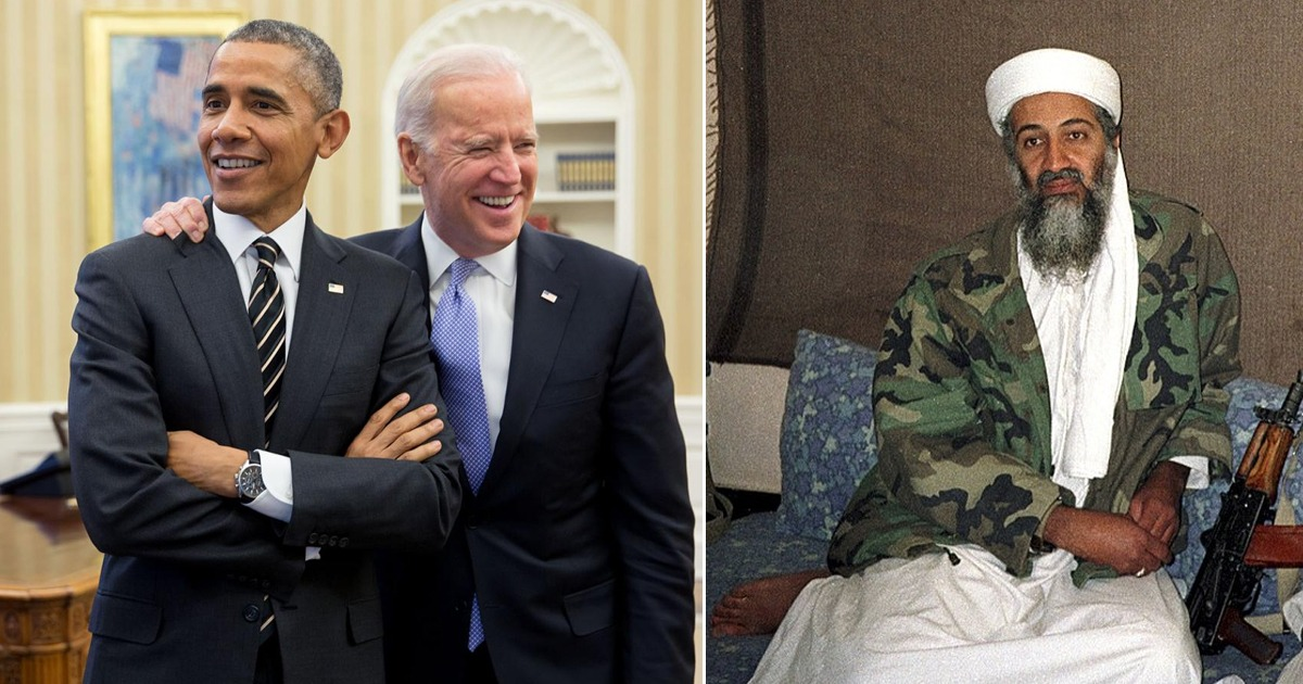BOMBSHELL AUDIO: Biden, Obama Reportedly 'Didn't Really Want To Get' Osama Bin Laden, 'He [Was] Being Protected'