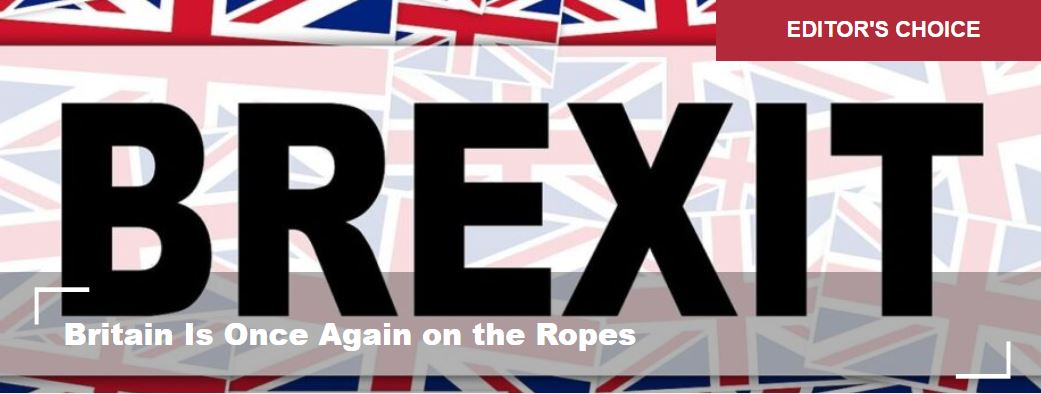 Britain Is Once Again on the Ropes