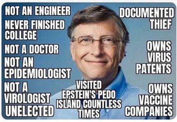 Would-be Savior Bill Gates – How Much Does He Really Know About Vaccines?